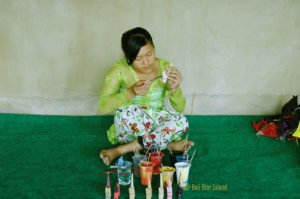 cat painting lesson, bali cultures, bali culture center, bali classic culture center