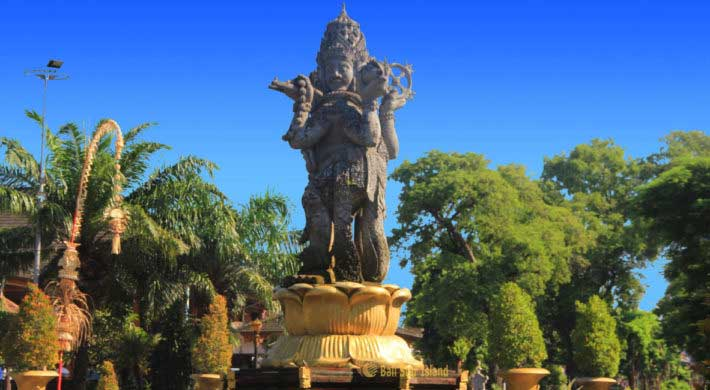 Denpasar City | Bali Capital City – Places of Interest