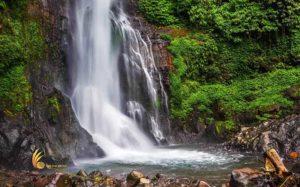 waterfall, gitgit waterfall, tourist place, place of interest