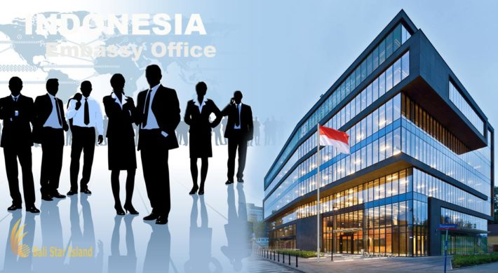 Indonesian Embassy Office Worldwide
