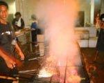jimbaran, bali, restaurants, seafood, grill, dinner, dine, jimbaran restaurant, seafood dinner, places for dine, bali places for dine, seafood grill