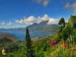 explore bali island to see tourist activities bali, tourist place, kintamani, batur lake, kintamani volcano