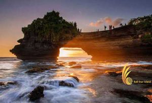 tanah lot, bali, temple, rock, sea, tanah lot bali, tanah lot temple, bali temple on rock, half day tour