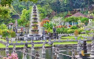 explore bali island to see tourist activities tirta gangga, water, park, bali, karangasem, karangasem bali, water park, heritage, heritage site, places, places to visit