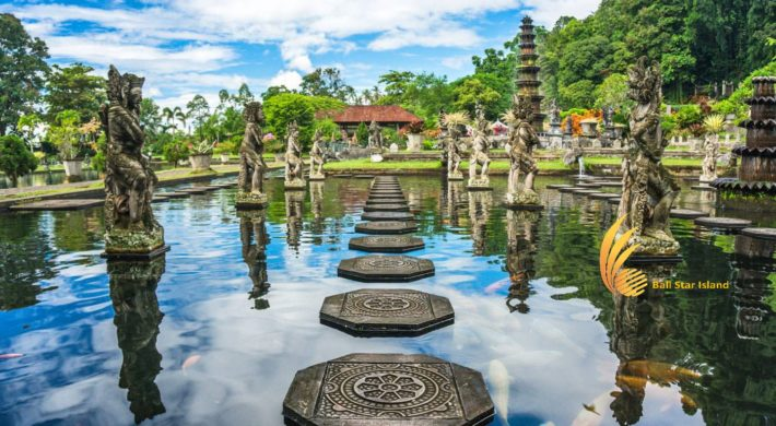 Tirta Gangga Water Park