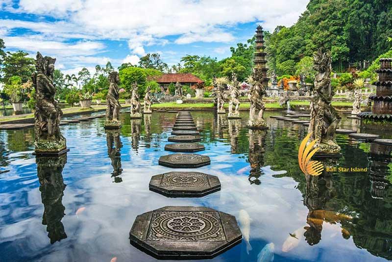 tirta gangga, water, park, east bali trips
