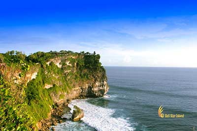 amazing Uluwatu Temple Jimbaran BBQ Dinner panorama. bali, temple, hindu, places, places of interest, places to visit