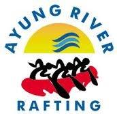 ayung river, rafting, logo
