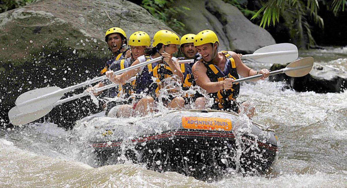 Bali Adventure Tours Rafting – Ayung River Rafting Ubud