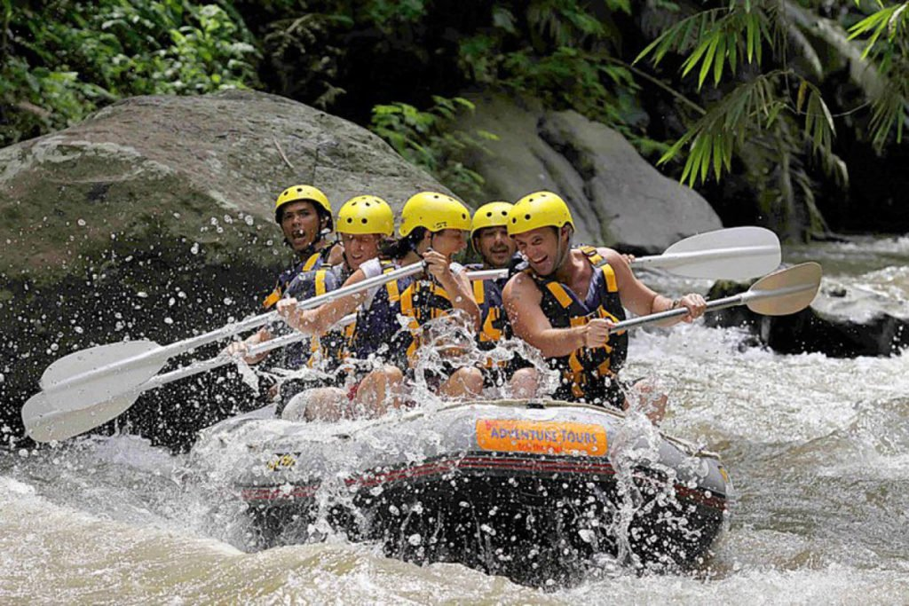 bali,  tours, rafting,exciting activities in Ubud