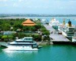 benoa, bali, ports, international, benoa port, bali ports, bali international ports, cruise line, two ports