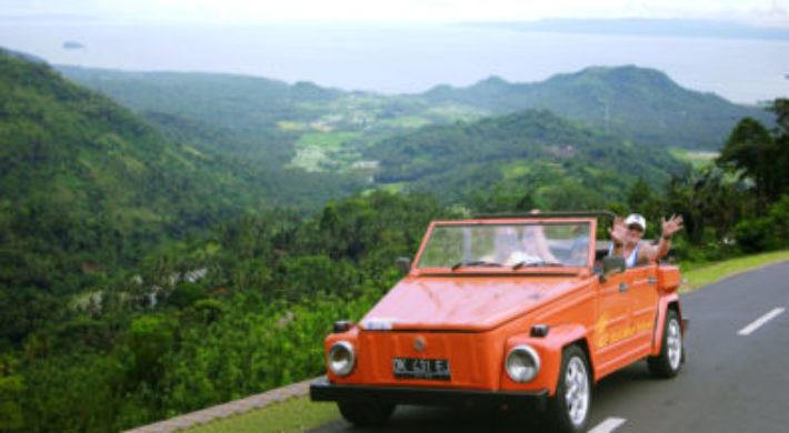 Karangasem Tour Expedition | East Bali VW Safari Tours