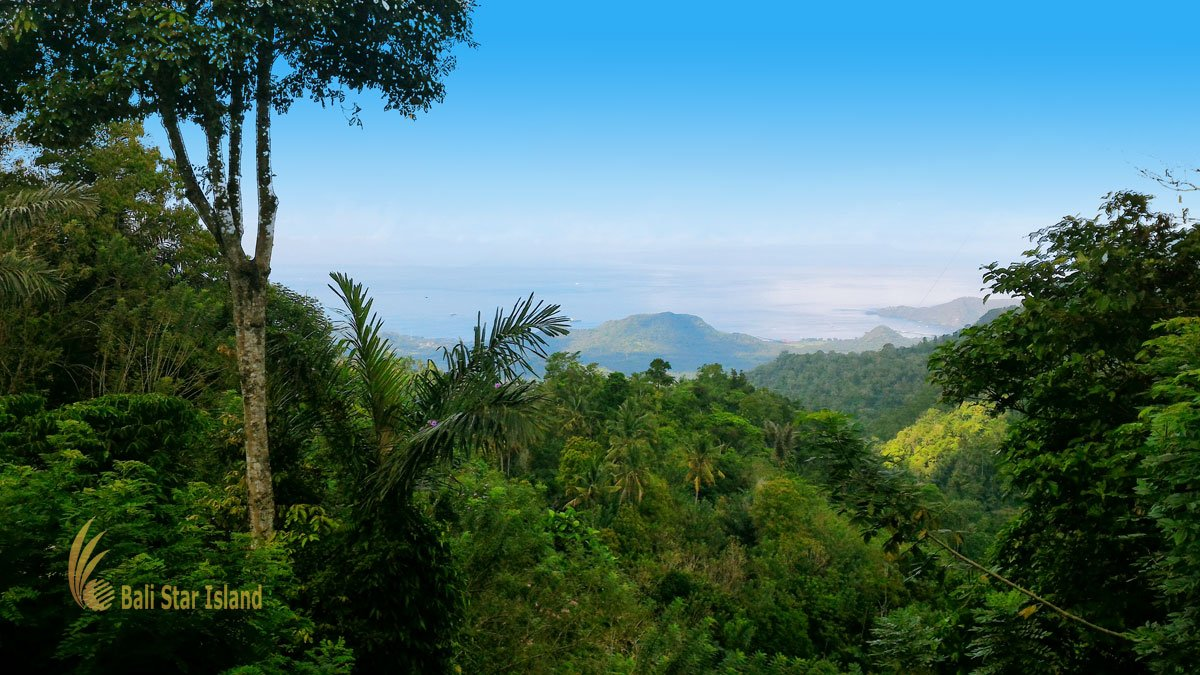 Putung Village Karangasem