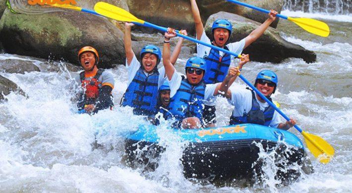 Sobek Rafting Adventure – Bali Adventures