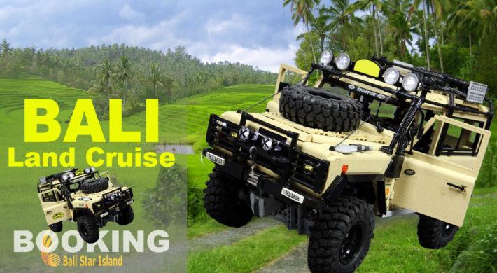 Bali Land Cruise Booking Form