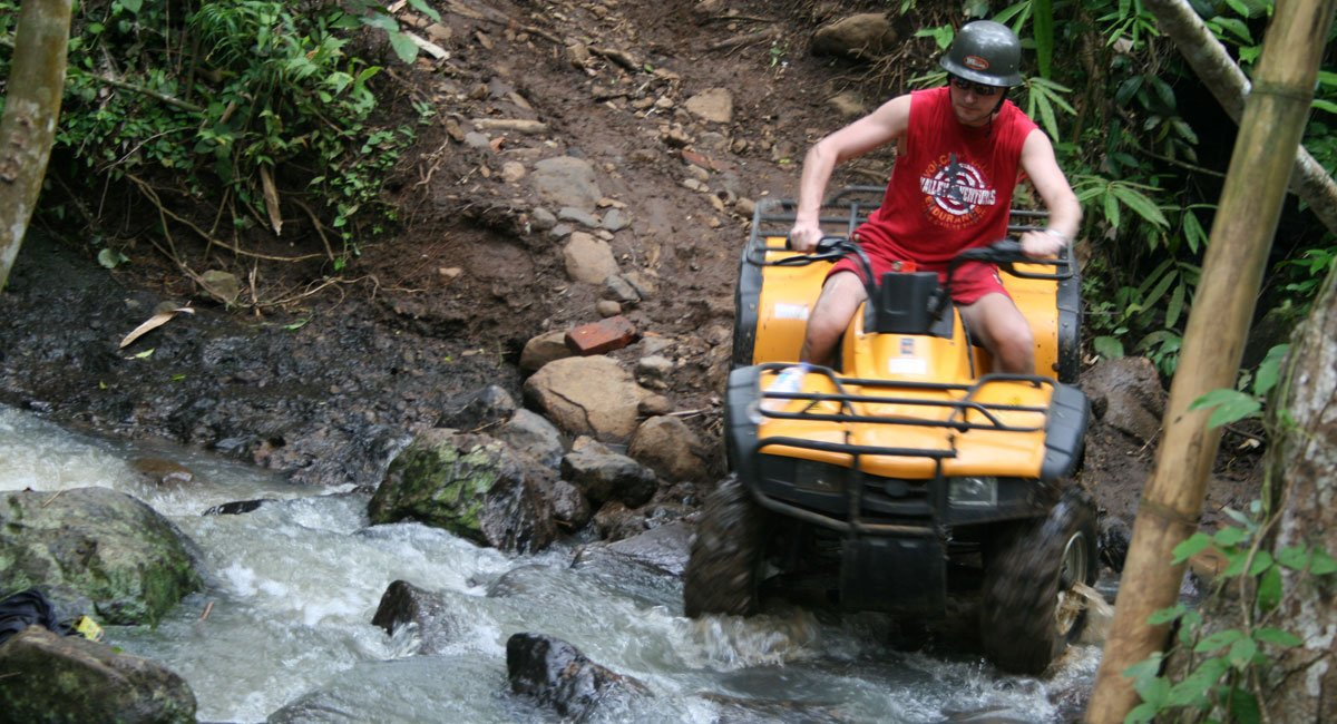 See Bali Adventures – ATV Riding Itinerary