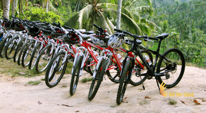 Bali Cycling Adventures