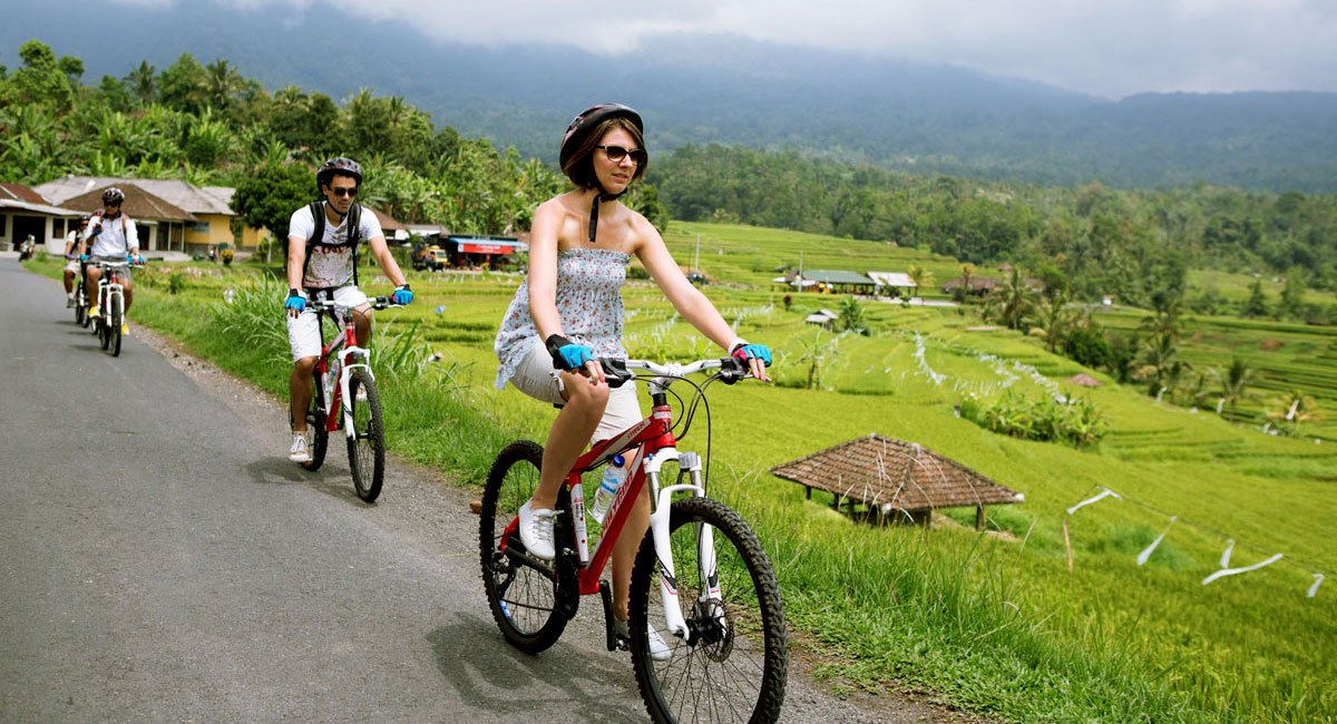 Jatiluwih Rice Terrace Cycling Tour | A True Bali Experience