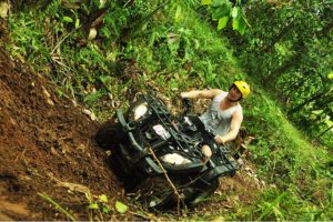 pertiwi,rafting atv ride package