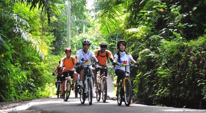 Ubud Cycling Trail – Sobek Bali Adventure