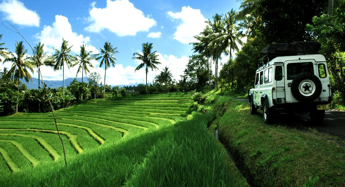 Waka Land Cruise Tour Itinerary – Bali Jeep Tours