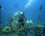 wreck diving tour