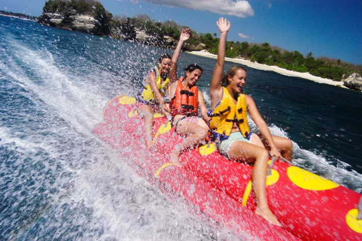 banana boat, beach activities, bali hai, bali hai cruises