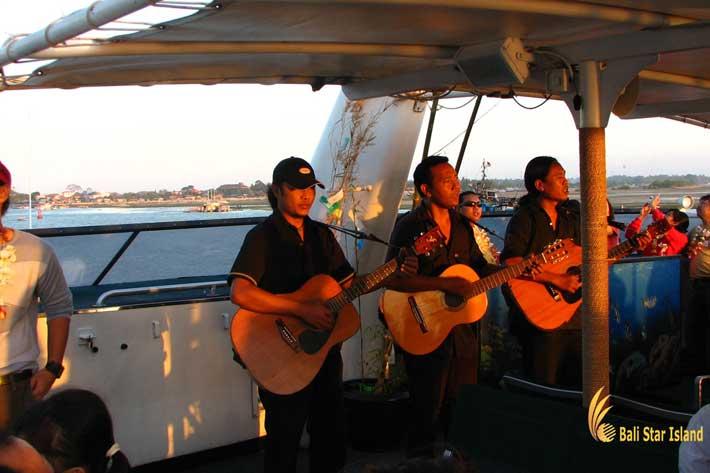 trio batako, entertainment, bali hai, bali hai cruises, bali hai sunset cruise, bali hai sunset cruise dinner