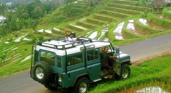 Bali Jeep Adventure – 4 WD Jeep Land Cruise Tours