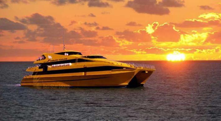 Bounty Sunset Dinner Cruise