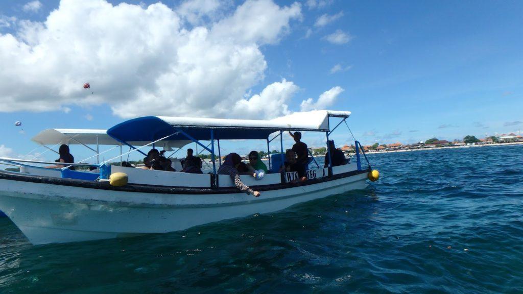 bali, boat bali water sport activities