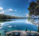 Kakaban Lake Panorama