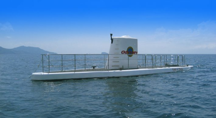 Odyssey Submarine Specifications – Bali Submarine Tour