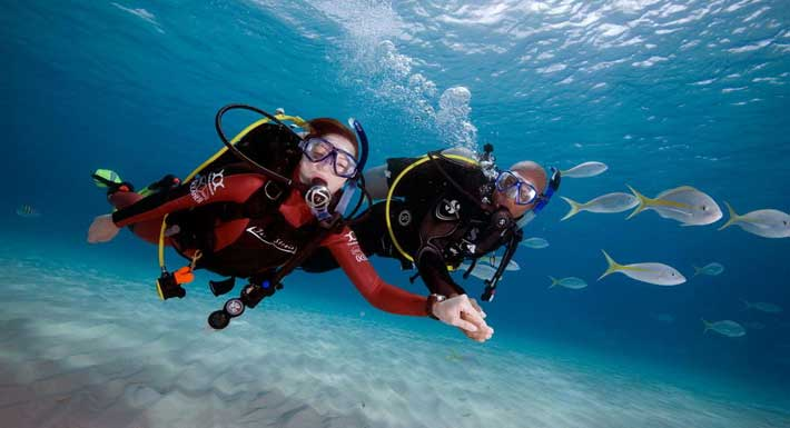 Bali Scuba Diving Course – 2 Days PADI Dive Courses
