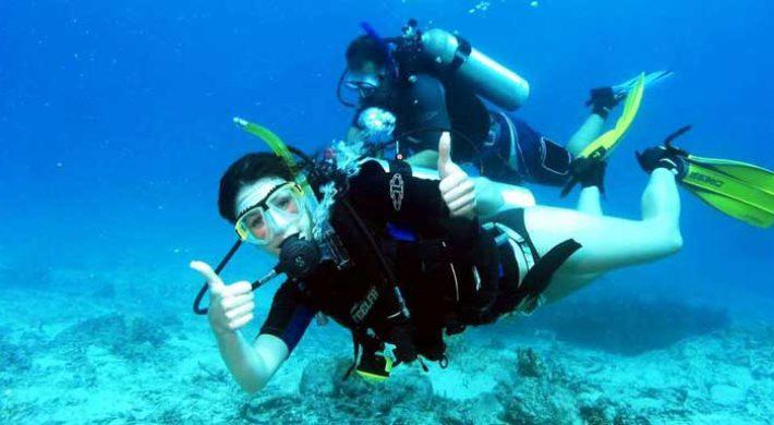 Bali Referral Diving Course – 2 Days PADI Dive Course