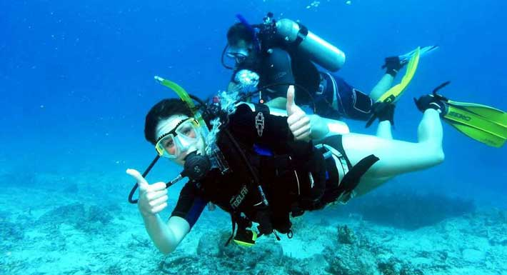 Bali Referral Diving Course – 2 Days PADI Dive Course