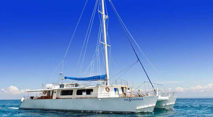 Sail Sensations Cruise – Lembongan Bali Daylight Cruise