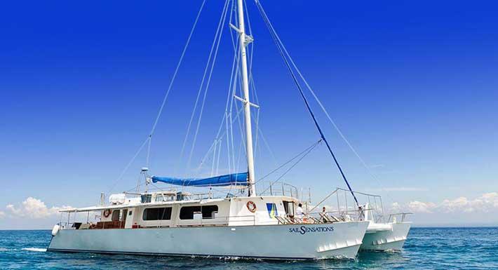 Sail Sensations Cruise – Lembongan Bali Daylight Cruise