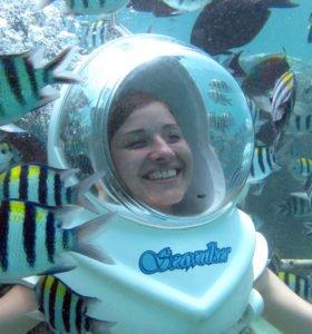 bali, sea walker, sanur, bali sea walker, underwater, underwater tour, sanur underwater tour, underwater trips
