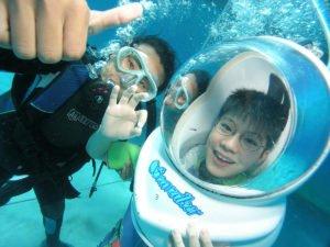 bali, sea walker, sanur, bali sea walker, underwater, underwater tour, sanur underwater tour, diving tour