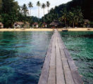 Togean National Park Harbour