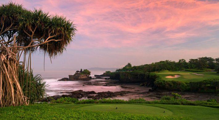 Nirwana Bali Golf Club, Tanah Lot Bali Golf Course
