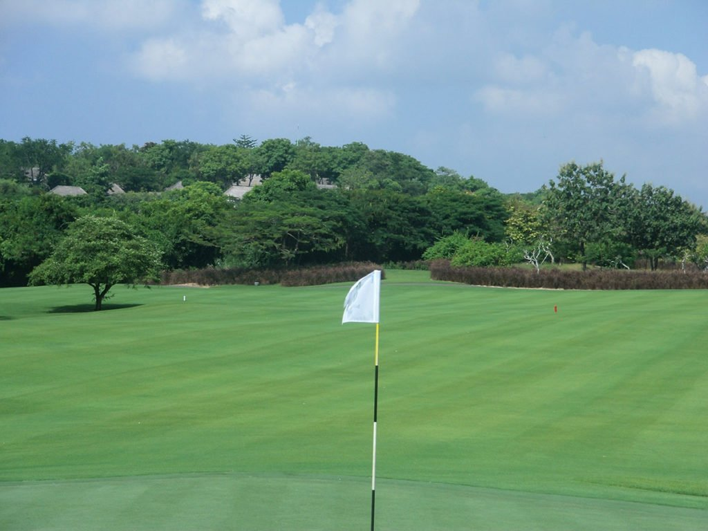 hole 2, bali, national. golf, courses, club, bali golf, nusa dua, bali national golf, bali national golf course, national golf course, nusa dua golf, nusa dua golf course