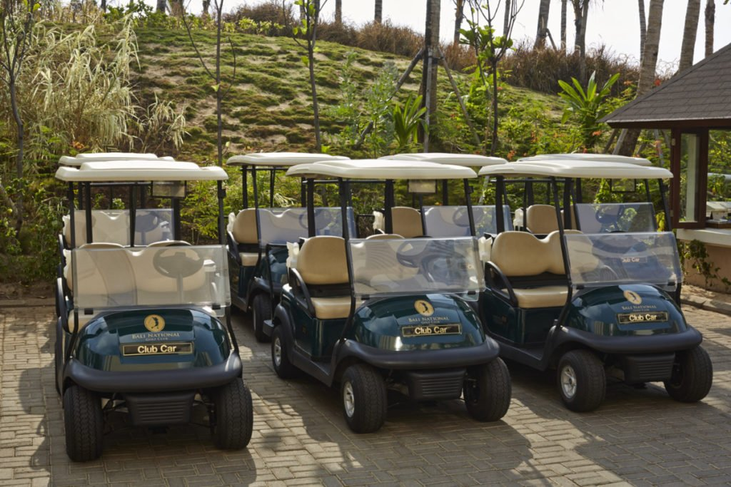 cart, golf cart