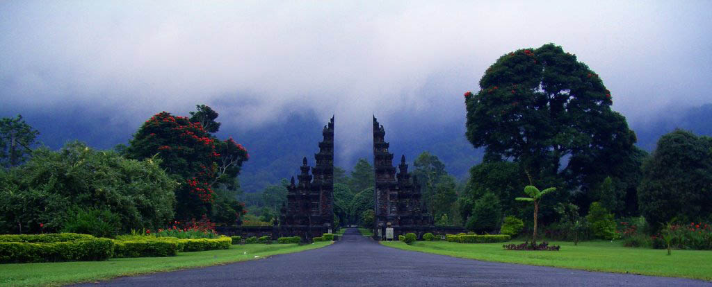 Handara Golf Bali, Bedugul Golf Course