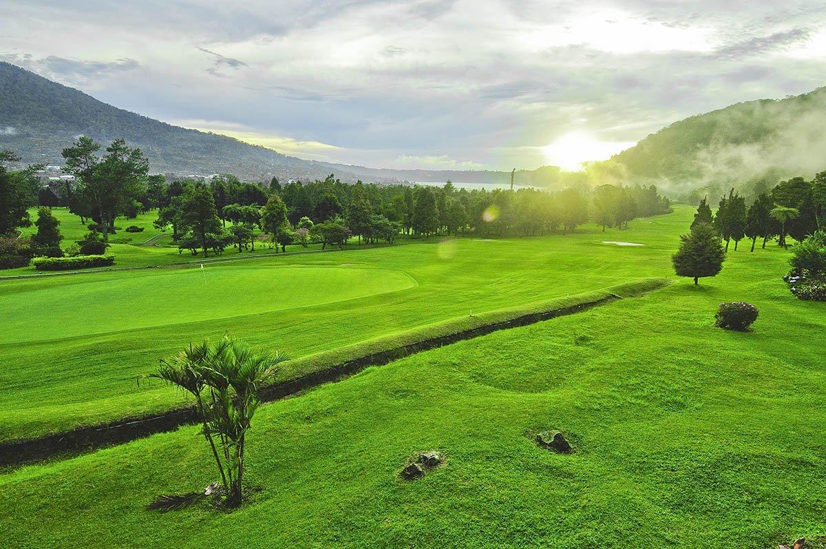 handara golf view, handara golf bali, handara golf