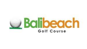 bali beach golf, logo