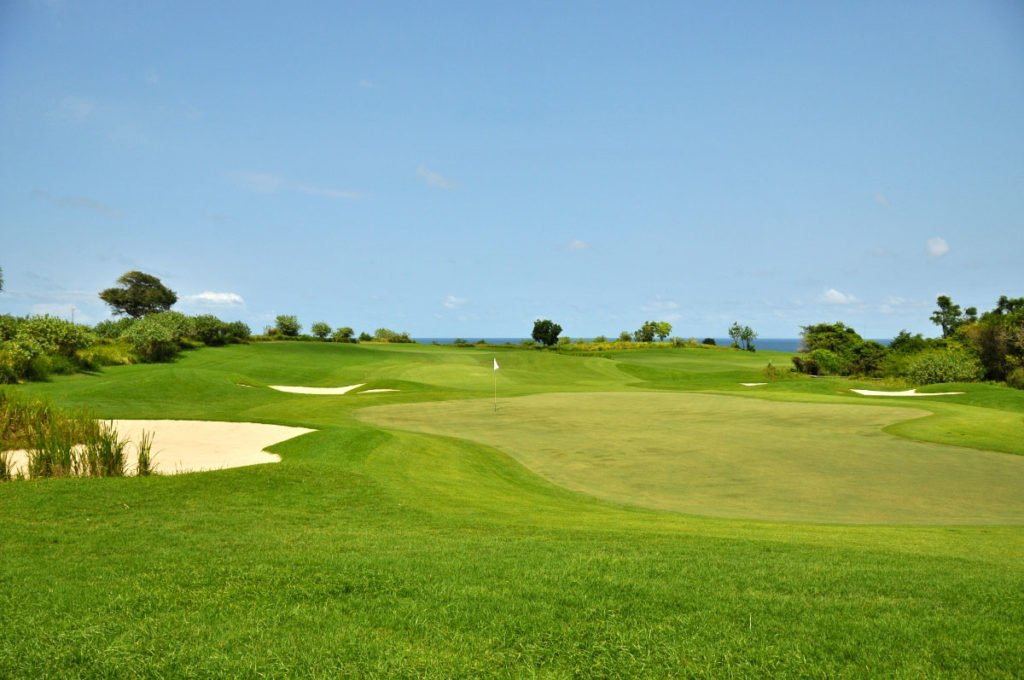 hole 2, new kuta, bali, golf, course, club, dream land, new kuta, new kuta golf, new kuta golf course, bali golf, dream land golf, dream land golf resort