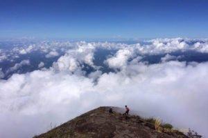 overview, mount agung, bali, karangasem, mountain trekking, sunrise trekking, mount agung sunrise trekking