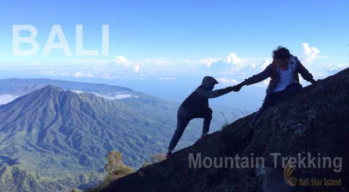 Bali Mountain Trekking